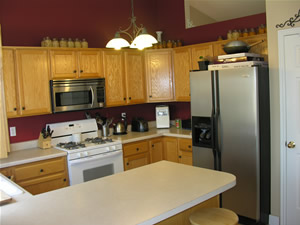 Utah Homes Sales 2010 - Utah County Home Kitchen