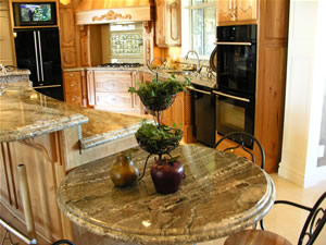 Top Home Feature - Large Kitchens with Islands