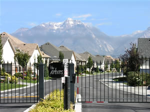 Utah Gated Communities - Salt Lake